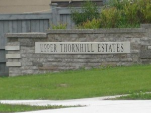 upper thornhill estates